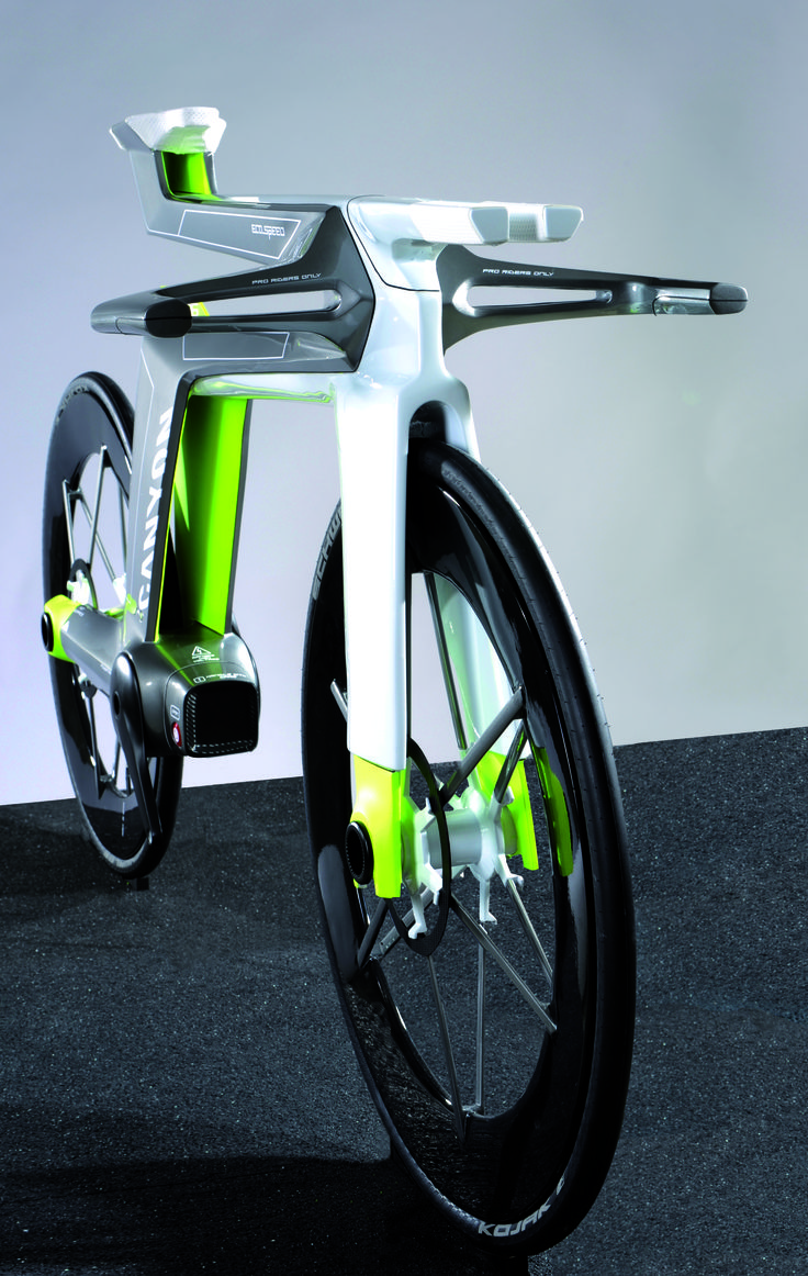 ECO SPEED - AN EBIKE FOR THE RACE TRACK - BA THESIS ALEXANDER FORST