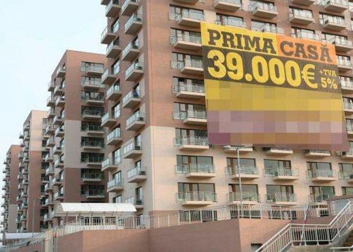 """Conditiile programului """"Prima Casa"""" au micsorat preturile apartamentelor"""