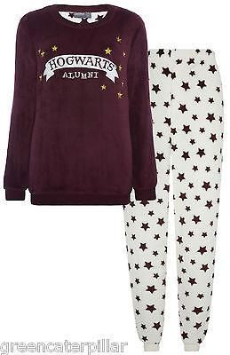 Primark HARRY POTTER PYJAMAS HOGWARTS ALUMNI  Ladies Women SUPERSOFT PJ SET 6-20 - Click. Buy. Love.