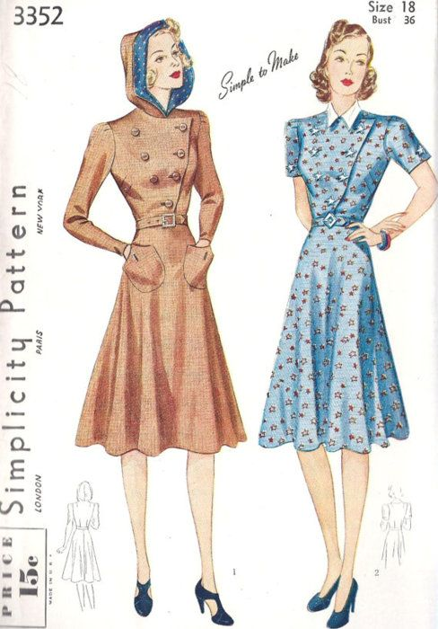381 best images about vintage sewing patterns i thee