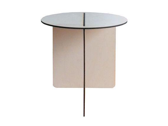 Siklee tavolino da caffè in legno dal design minimale by lexioshop
