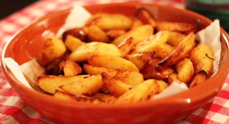 Healthy Mediterranean Baked Potatoes - Free Restaurant Recipes