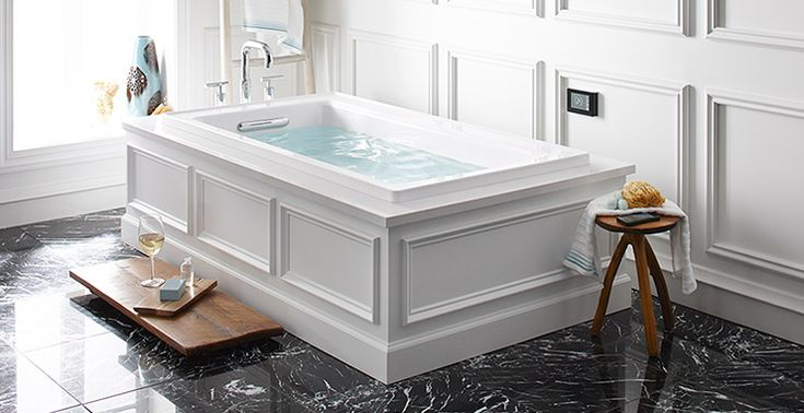 Best 25 Drop In Tub Ideas On Pinterest Drop In Built