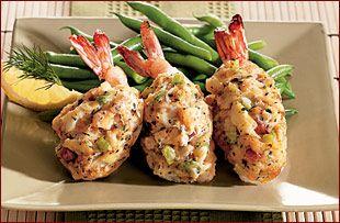 Crab Stuffing for Shrimp