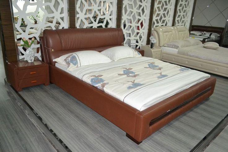 Cabecero Cama Cama Soft Bed Muebles Special Offer Hot Sale King No Genuine Leather Bedroom Furniture 2016 Modern Room Beds - http://furniturefromchina.net/?product=cabecero-cama-cama-soft-bed-muebles-special-offer-hot-sale-king-no-genuine-leather-bedroom-furniture-2016-modern-room-beds
