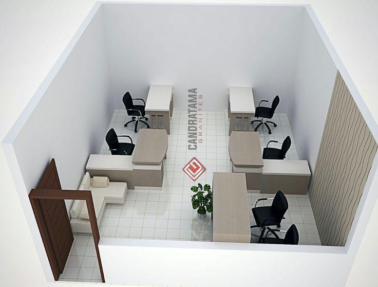 interior kediri - interior malang  -interior nganjuk - interior jombang - interior blitar - interior tulungagung - interior trenggalek - kantor - ruang kerja - minimalis - modern