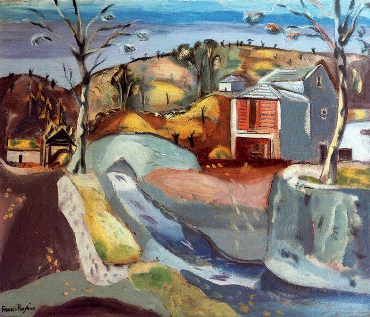 Pastorale (1930) Frances Hodgkins