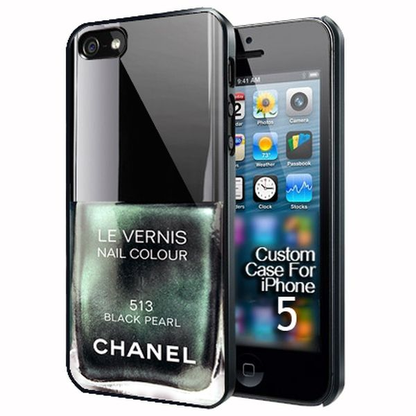 Νέες Θήκες για iPhone 4S & 5S Nail Polish chanel Θα τις βρείτε εδώ http://ecase.gr/?subcats=Y&status=A&pshort=Y&pfull=Y&pname=Y&pkeywords=Y&search_performed=Y&q=nail+polish&dispatch=products.search
