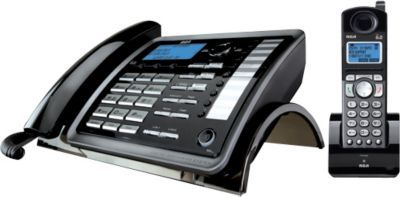Shop Staples® for RCA 25255RE2 DECT 6.0 2-Line Corded/Cordless Telephone with Digital Answering System and enjoy everyday low prices, plus FREE shipping on orders over $29.99. Get everything you need for a home office or business right here.