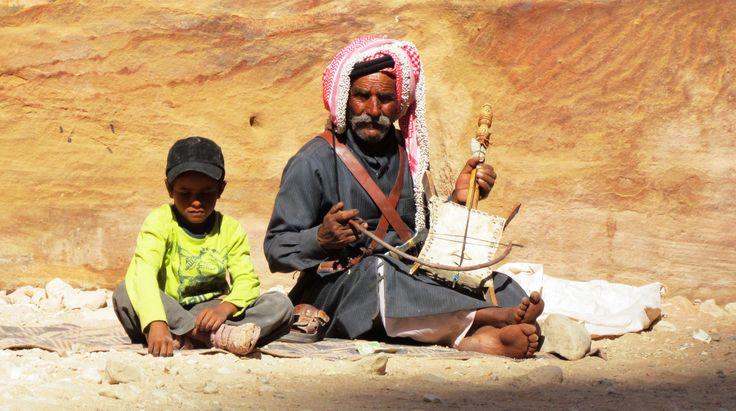 Petra - Jordânia - Pessoas do mundo - Viagem com Sabor