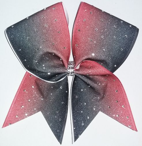 Rhinestones Bow!!! Sublimated Color!!