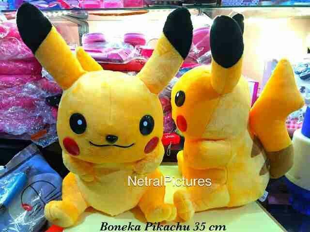 #boneka #pikachu @ 75.000