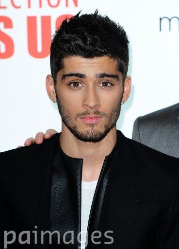 Zayn Malik at the World Premiere of One Direction: This Is Us, at the Empire Leicester Square, London.