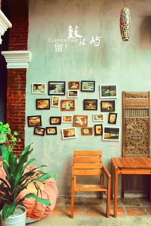 quadri su parete, effetto collage
