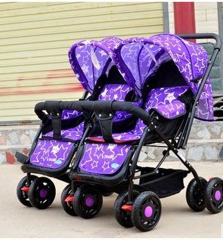 Twins Stroller //Price: $274.49 & FREE Shipping // #kid #kids #baby #babies #fun #cutebaby #babycare #momideas #babyrecipes  #toddler #kidscare #childcarelife #happychild #happybaby