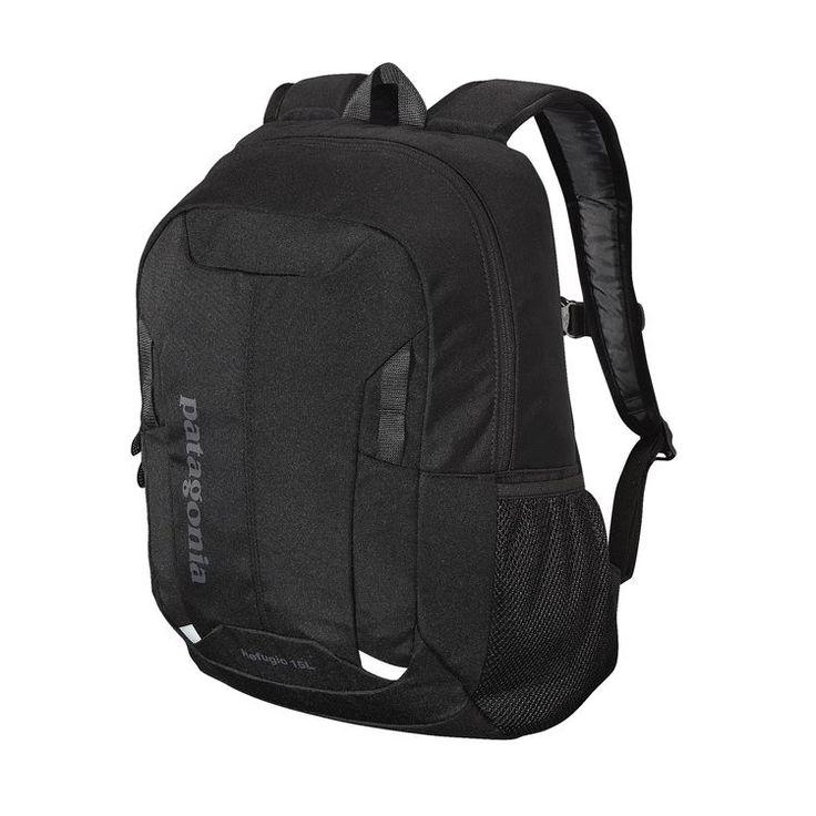 K'S REFUGIO PACK 15L, Black (BLK)