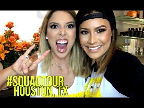Desi Perkins & Lustrelux #SQUADTOUR HTX - YouTube
