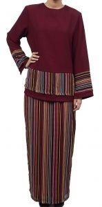 Image result for fashion baju kurung terkini