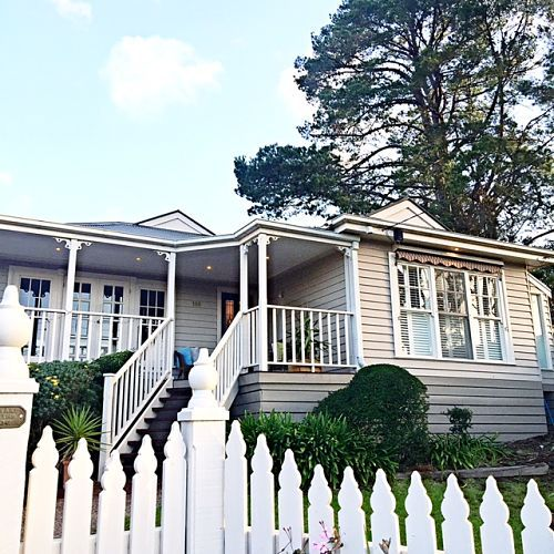 There's Something About Weatherboards - The Stylist Splash