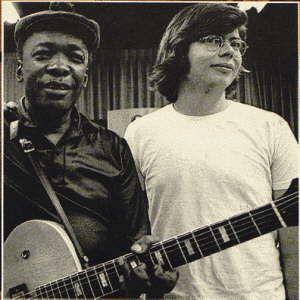 John Lee Hooker and Alan 'Blind Owl' Wilson