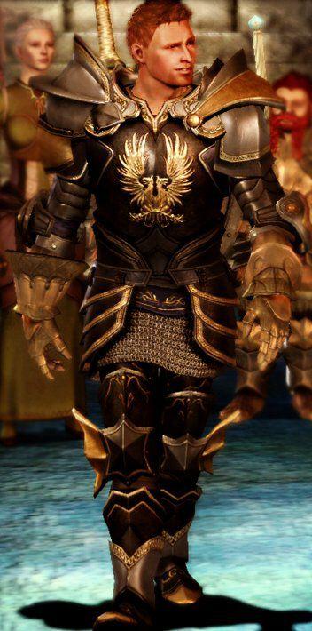 Alistair, Dragon Age: Origins