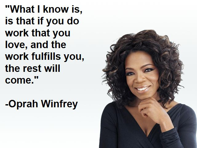 oprah an effective leader Oprah winfrey- a transformational leader project for our positive leadership class footage and audio from youtube no copyright infringement intended.