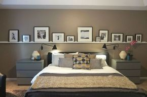 Du Möchtest Dein Schlafzimmer Einzigartig Gestalten? Hier Findest Du Ideen  Für Die Richtige Wandgestaltung Deines