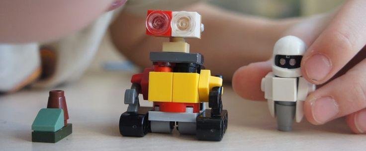 Что можно сделать из старых кирпичиков Лего без инструкции