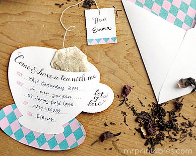 The 22 best Vintage Party images on Pinterest Invitations