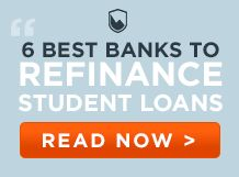 5 Banks to Refinance and Consolidate Your Student Loans | Student Loan Calculator, Pay off student loans | Student Loan Hero