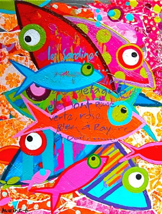 15 pingles dessin poisson incontournables comment for Vente de poisson rouge 75008