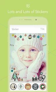 CandyCamera -Selfie Selfies: miniatura de captura de pantalla