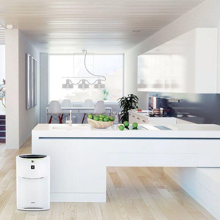 """311 Likes, 5 Comments - iDEA (@ideaonline) on Instagram: """"Sirkulasi udara yang lancar sangat penting untuk kenyamanan dapur. Asap dan bau masakan cepat…"""""""