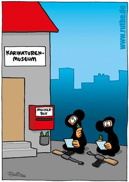 #cartoon funny cartoon von Ralph Ruthe - ruthe.de
