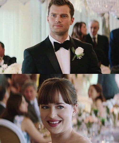 "Mrs grey? That's me! ""{#jamiedornan #fiftyshadesfreed}"""