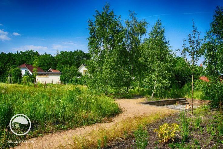 #landscape #architecture #garden #meadow #resting #place #fireplace