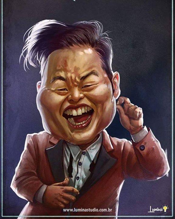 Psy #psy #gangnamstyle #drawing #caricature #wacom #cintiq http://ift.tt/1LG3iTU - http://ift.tt/1HQJd81