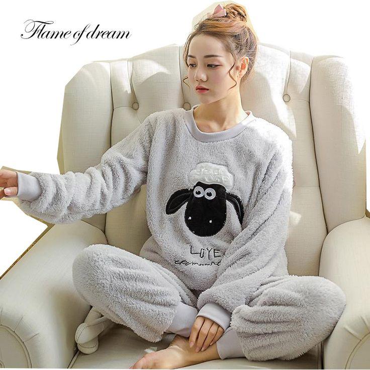 Winter Pajamas Women Pijama Mujer Verano Pajama Pants Women Pyjamas Women Set 307
