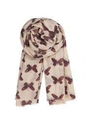 Butterfly scarf Becksöndergaard http://www.putiikkirannalla.fi/product/2251/becksondergaard--l-winter-butterfly-rosewood