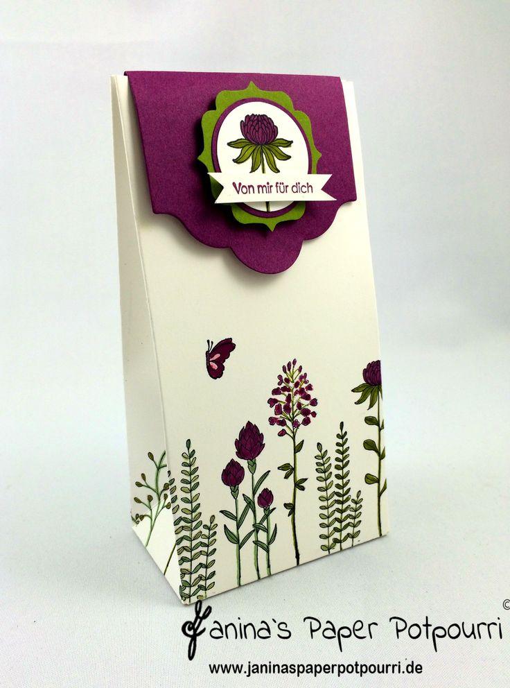 jpp - Flowering Fields Geschenktüte 2