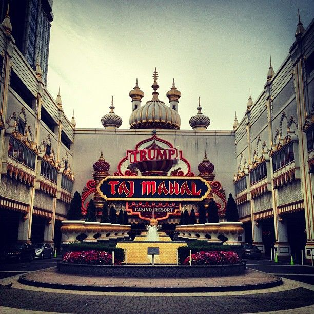 Trump Taj Mahal Casino Resort was amazing! I really enjoyed this trip. This is where my bf & I started dating. :)