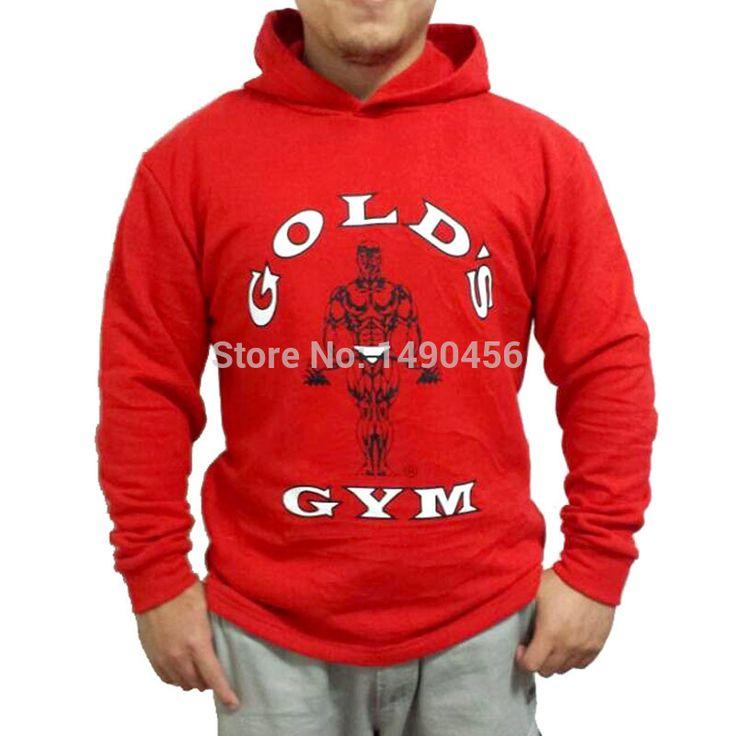 Теплее толстовка золотые тренажерный зал мужские толстовки и кофты Sudaderas толстовка Gym тренировки спорт трек мода мужская куртка