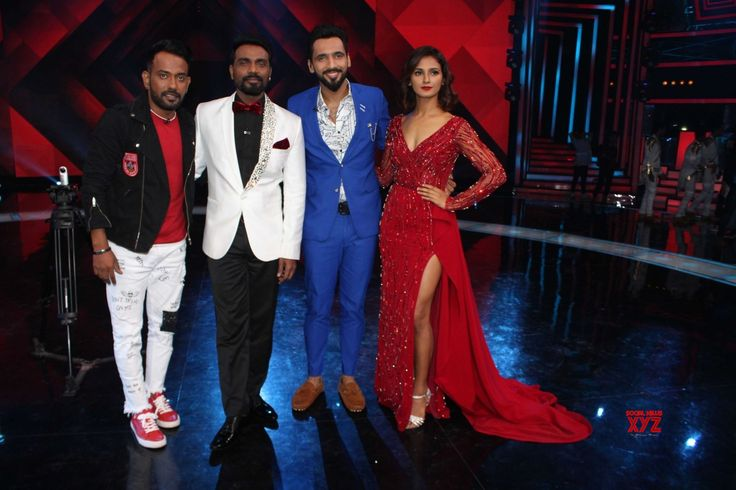 "Mumbai: Remo D`souza on the sets of ""Dance Plus Season 3"" - Social News XYZ"
