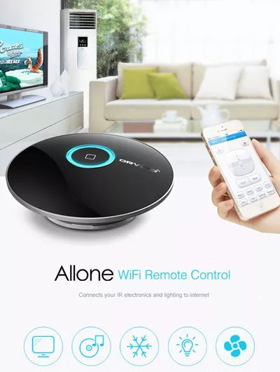 Cell Phone Smart WiFi Remote Control Switch Home Automation *Home Electricity Saver* *No more controls*