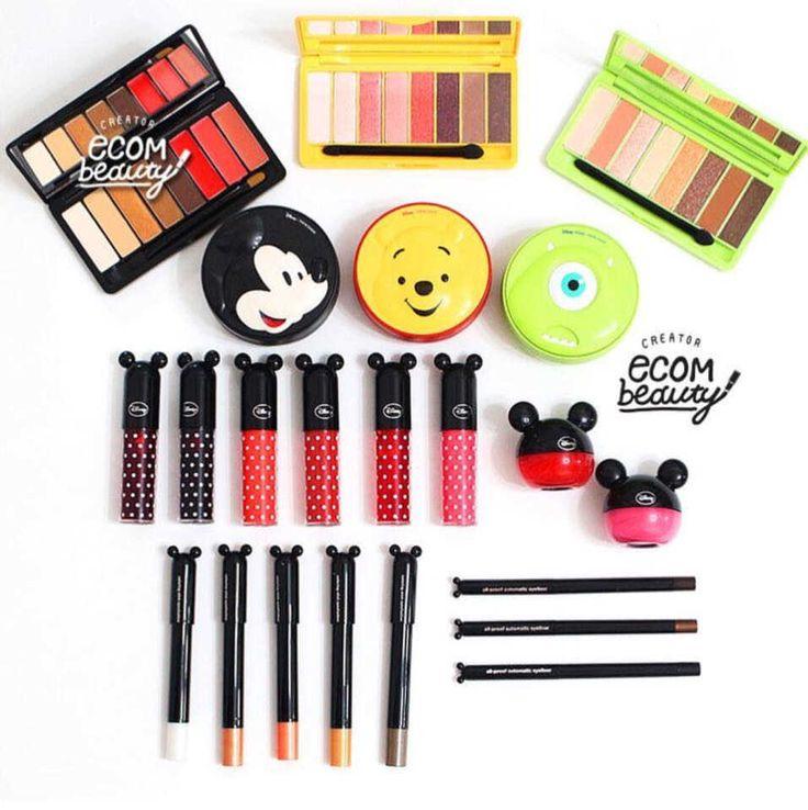 The Face Shop x Disney Collection
