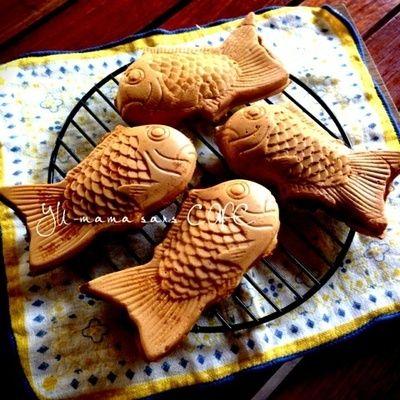 ホットケーキミックスで薄皮たい焼き。 by ゆーママさん   レシピ ...