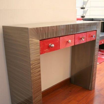 1000 images about console design on pinterest metals tvs and loft. Black Bedroom Furniture Sets. Home Design Ideas