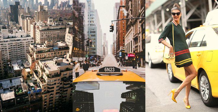NYC FASHION WEEK 2015 LINKS