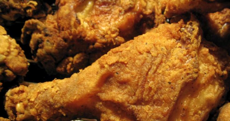 Fried chicken is arguably one of the greatest inventions ever, up there with the wheel, lightbulb, iPhone, and beer. Pan fried, deep fried, Southern fried, Korean fried - however you eat your fried chicken, let's take this day to rejoice in the greatest fo
