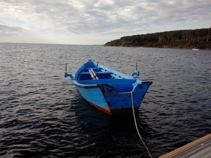 Barca sulcitana, punt e trettu Matzaccara